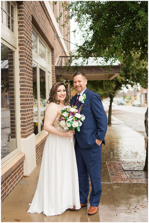 November Wedding in Keene, Texas   Mr + Mrs Paskell