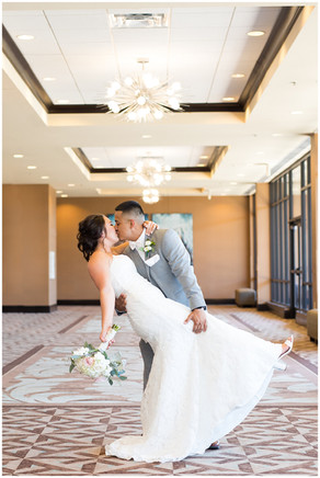 Ballroom Wedding in Keller, Texas | Delgado