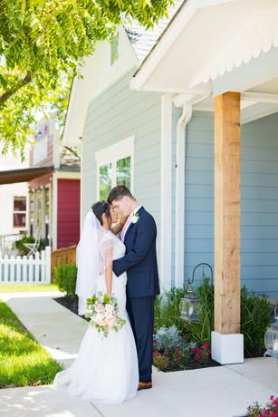 Victorian House Wedding   Keller, Texas
