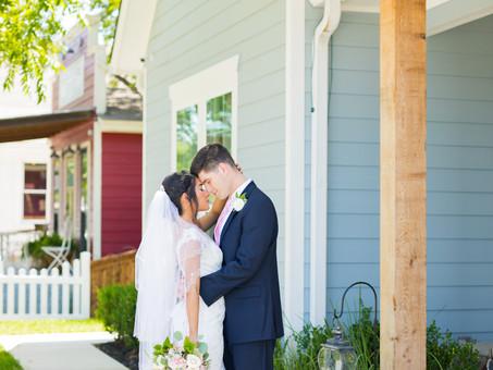 Victorian House Wedding | Keller, Texas
