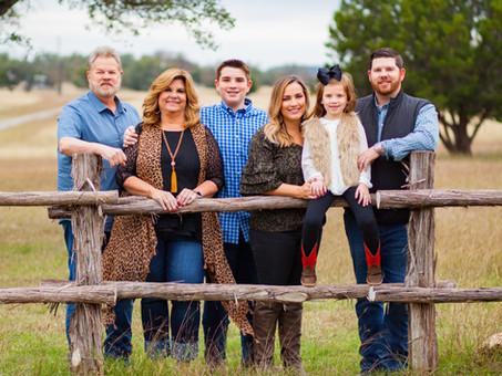 Hendricks Family- H6 Ranch