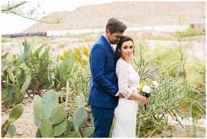 Simply Elegant New Mexico Wedding | Mr + Mrs Pounds