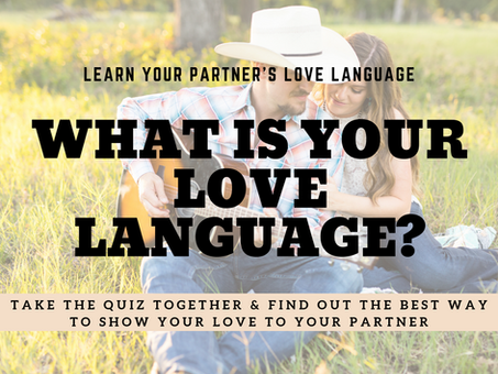 Marriage Advice: Learn Your Partner's Love Language