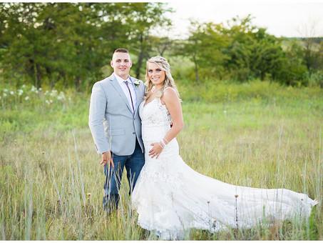 Summer Wedding in Decatur Texas