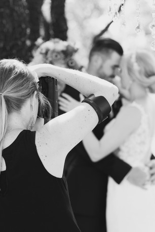 Taking The Leap Into Full Time Wedding Photography