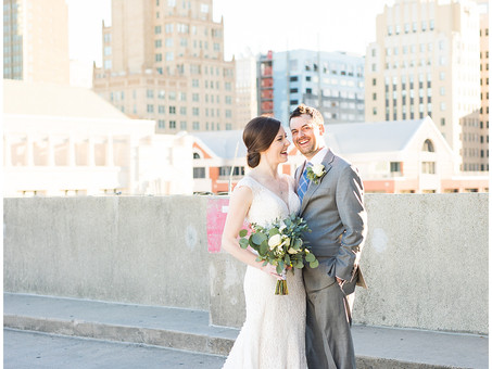 Fort Worth Courthouse Wedding   Kasey & Trent