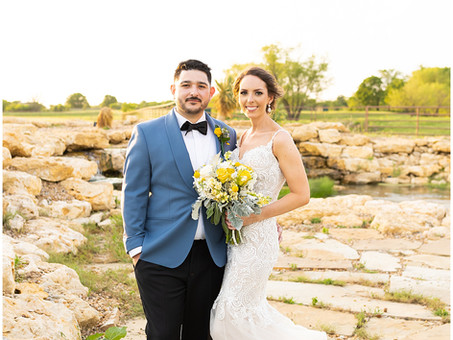 Spring Wedding at Lucky Spur Ranch + Retreat