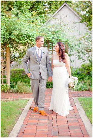 Mr. & Mrs. Rice: Chestnut Square McKinney