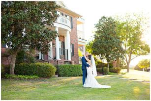 Intimate Backyard Wedding of Kelly & Landon