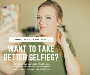 Tips on Taking A Better Selfie for Your Business