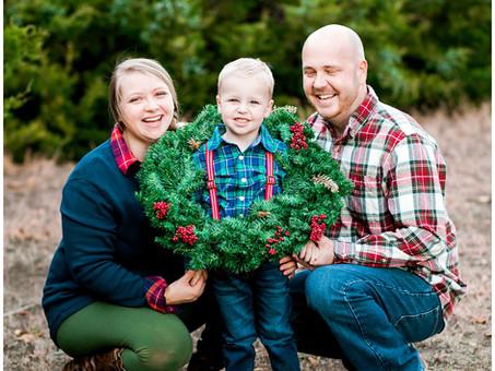 Kobbeman Family- Justin, Texas