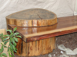 A1 Stump Reclaimed Furniture - 084