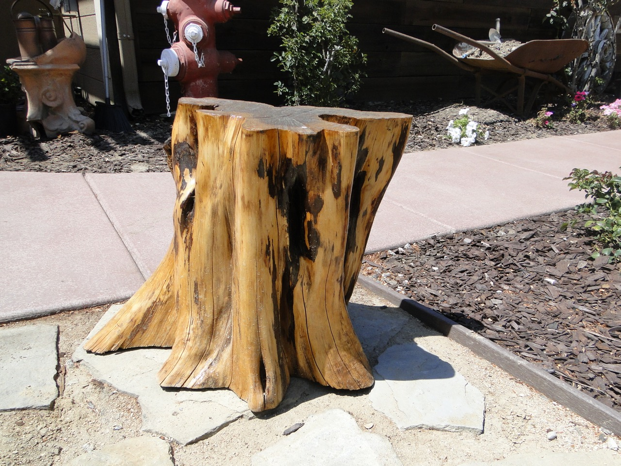A1 Stump Reclaimed Furniture - 009