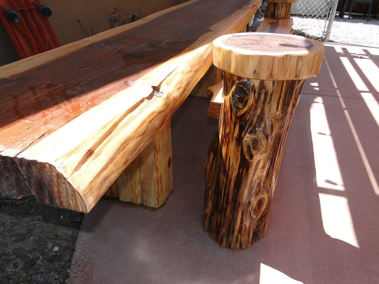 A1 Stump Reclaimed Furniture - 003