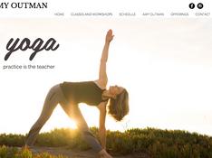 Yoga Amy Outman