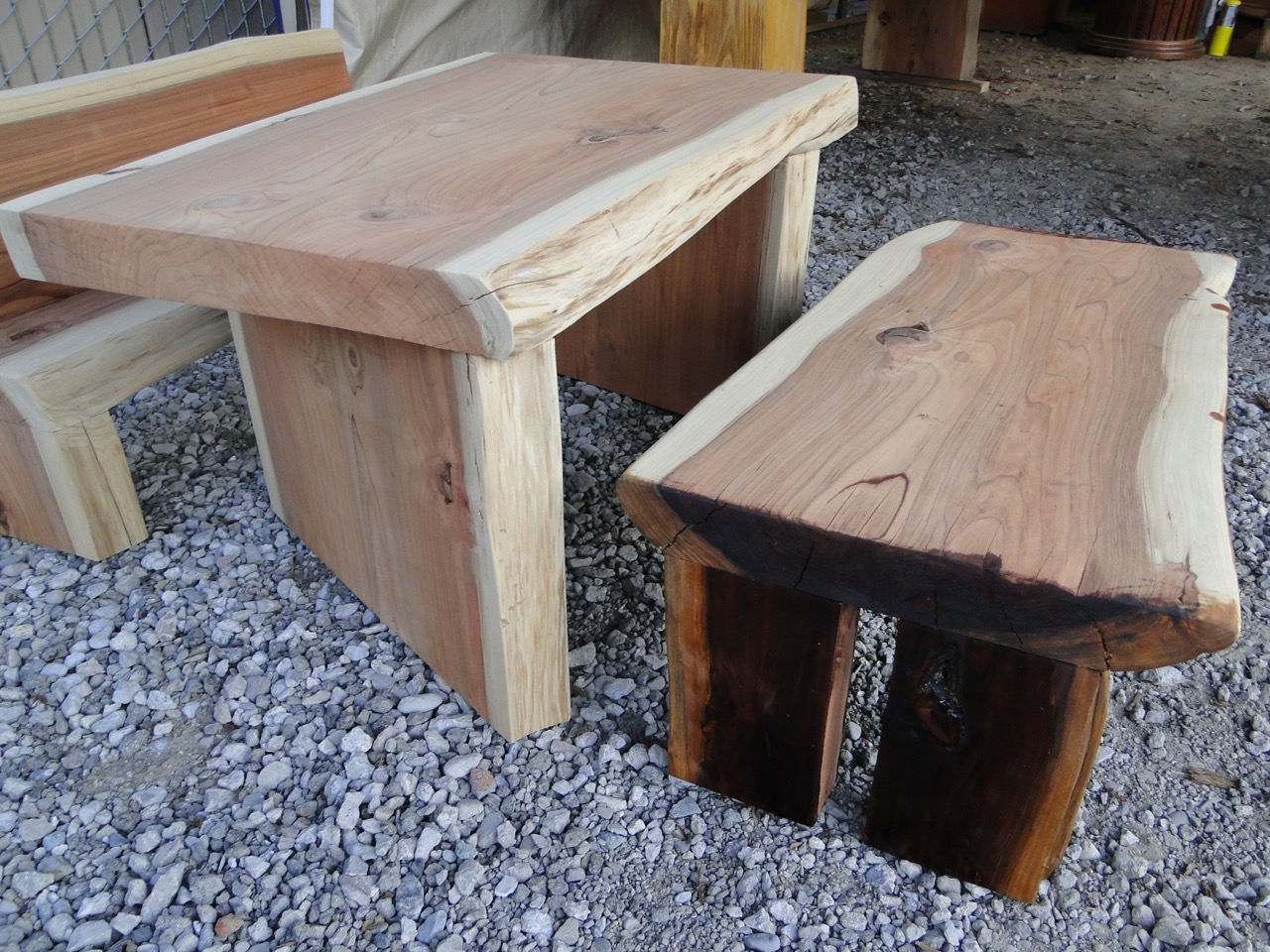 A1 Stump Reclaimed Furniture - 055