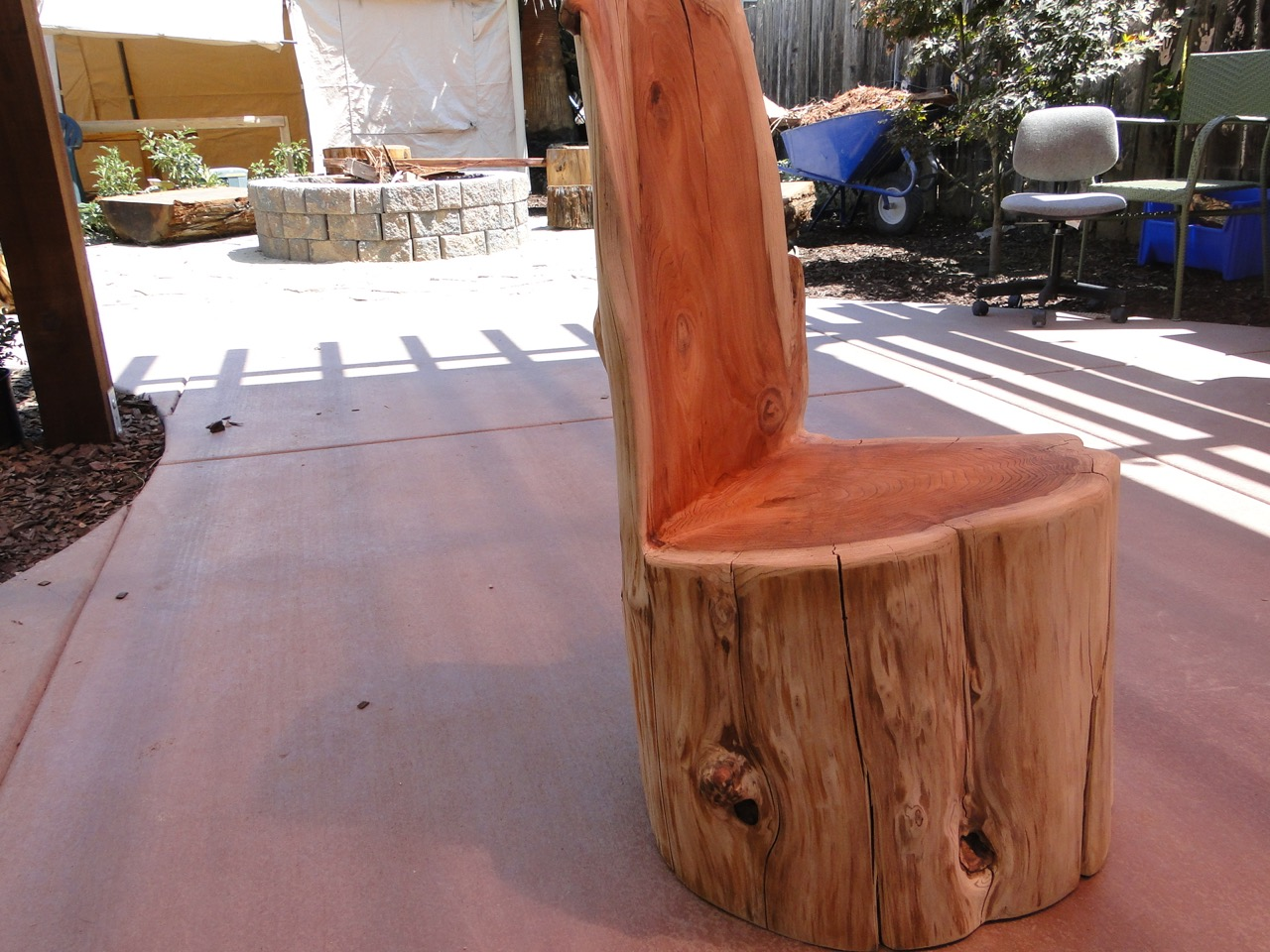 A1 Stump Reclaimed Furniture - 033