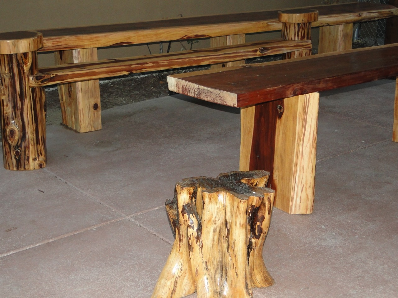 A1 Stump Reclaimed Furniture - 121