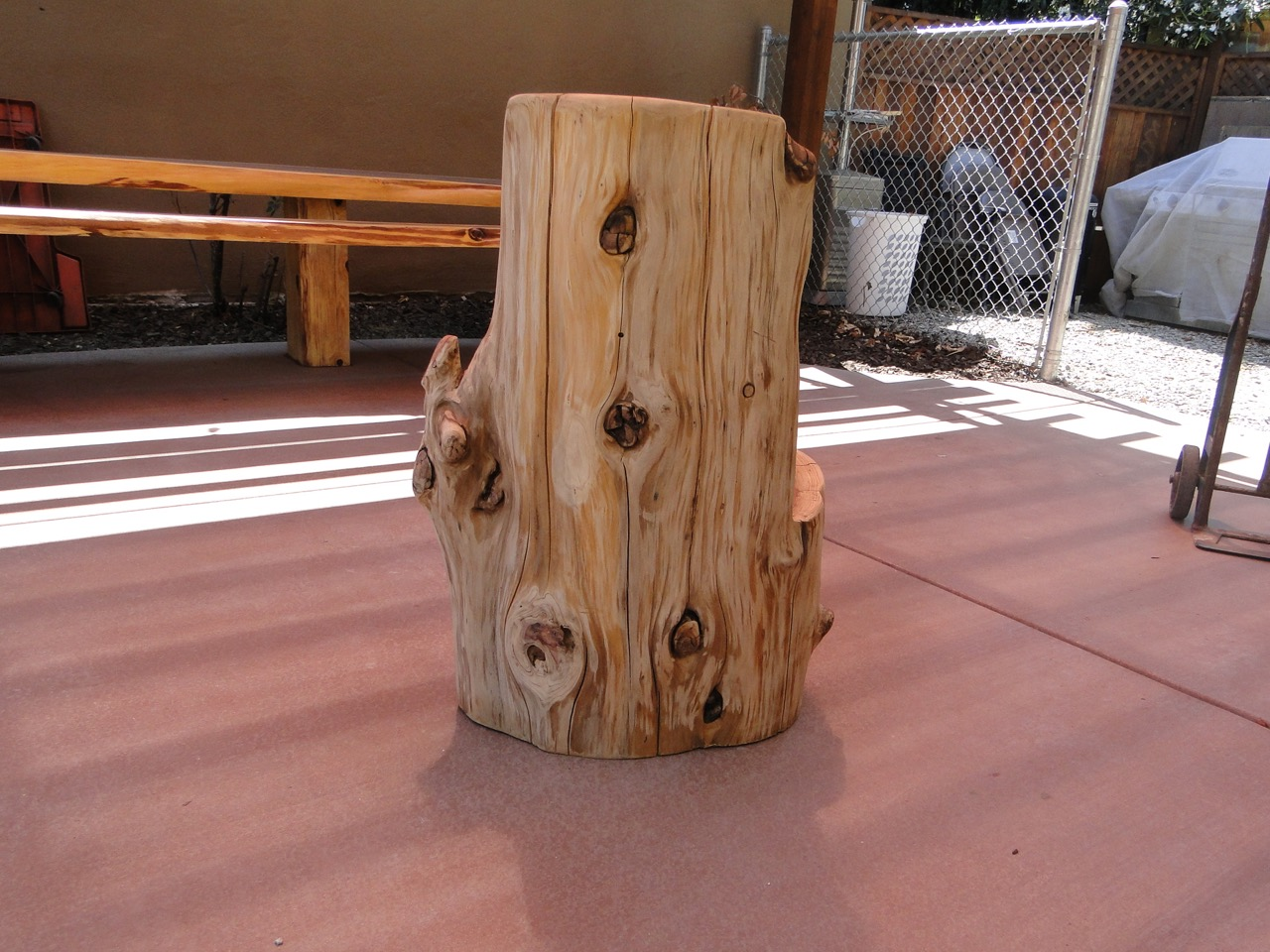 A1 Stump Reclaimed Furniture - 029