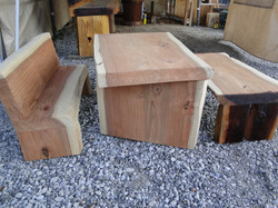 A1 Stump Reclaimed Furniture - 054