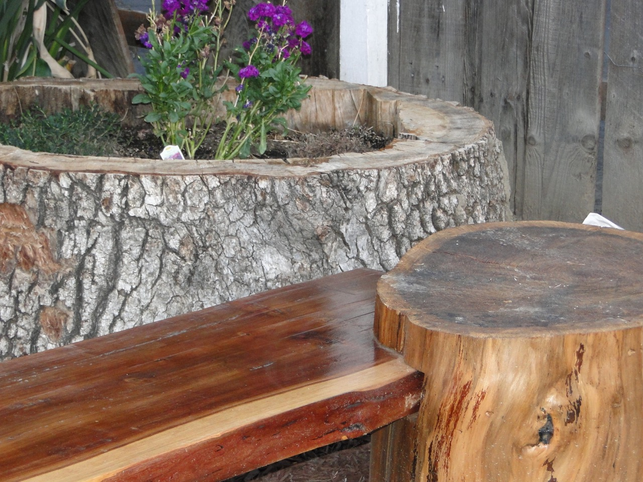 A1 Stump Reclaimed Furniture - 086