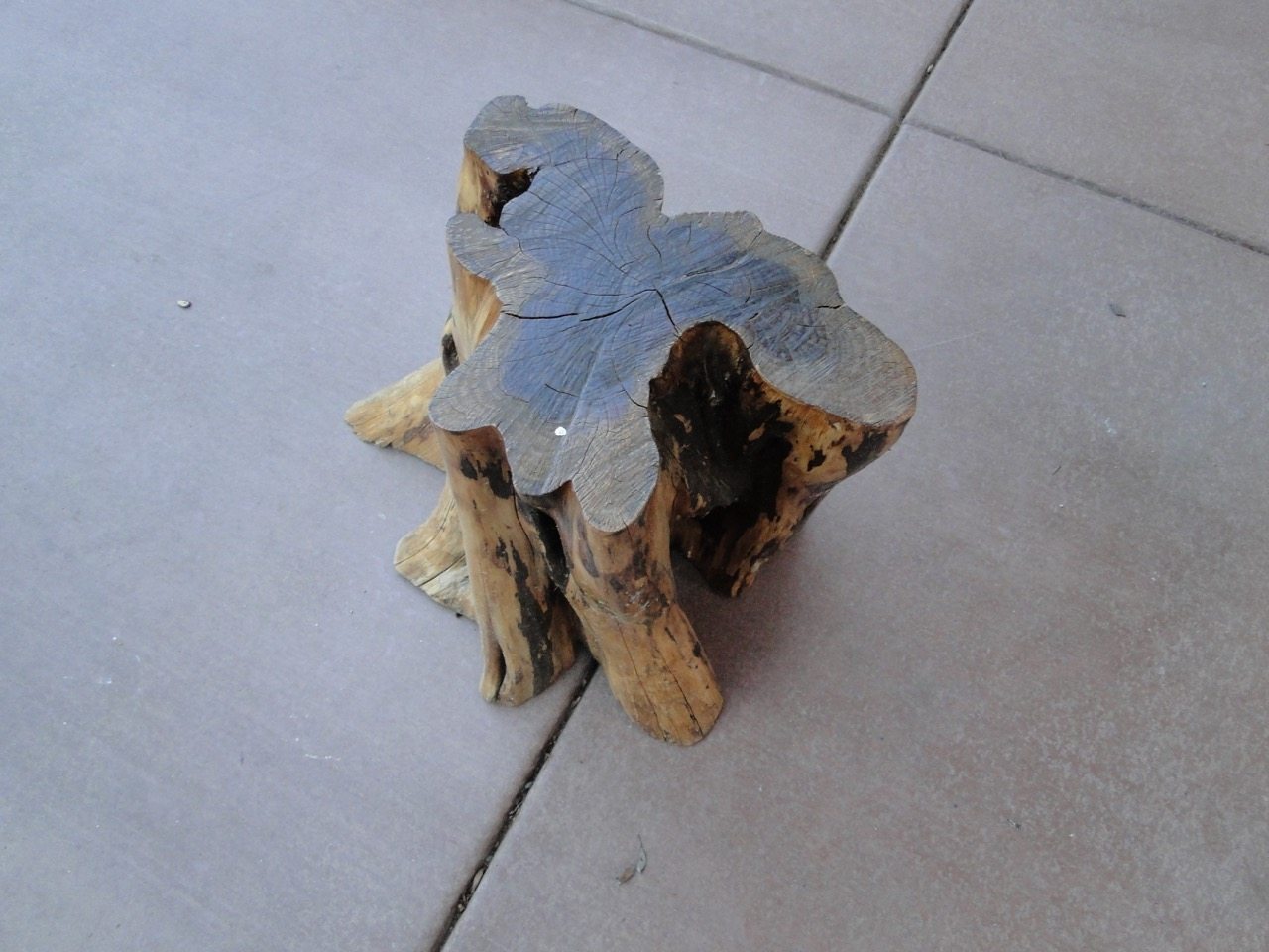 A1 Stump Reclaimed Furniture - 099