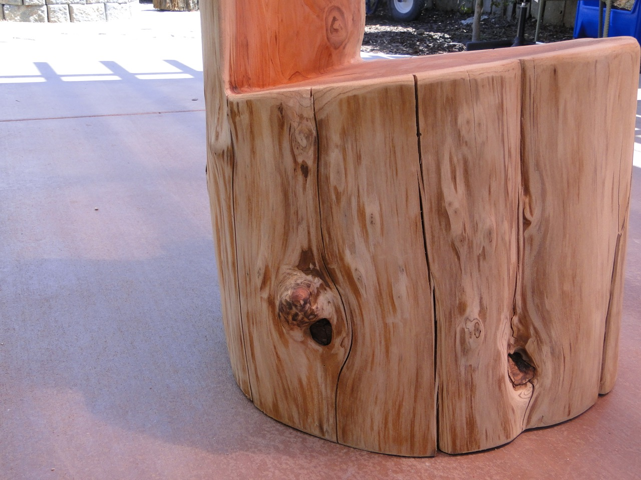 A1 Stump Reclaimed Furniture - 032