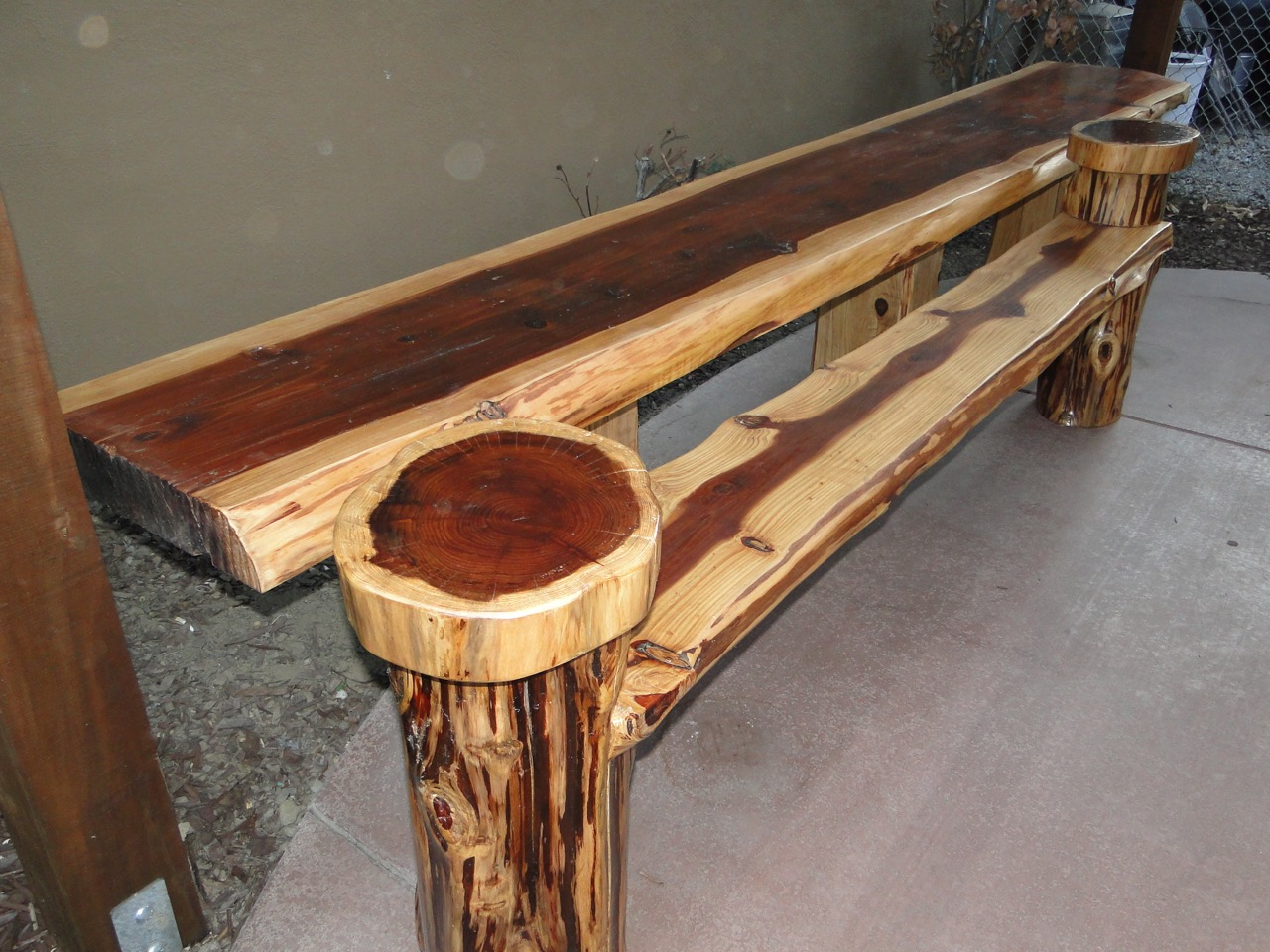 A1 Stump Reclaimed Furniture - 110