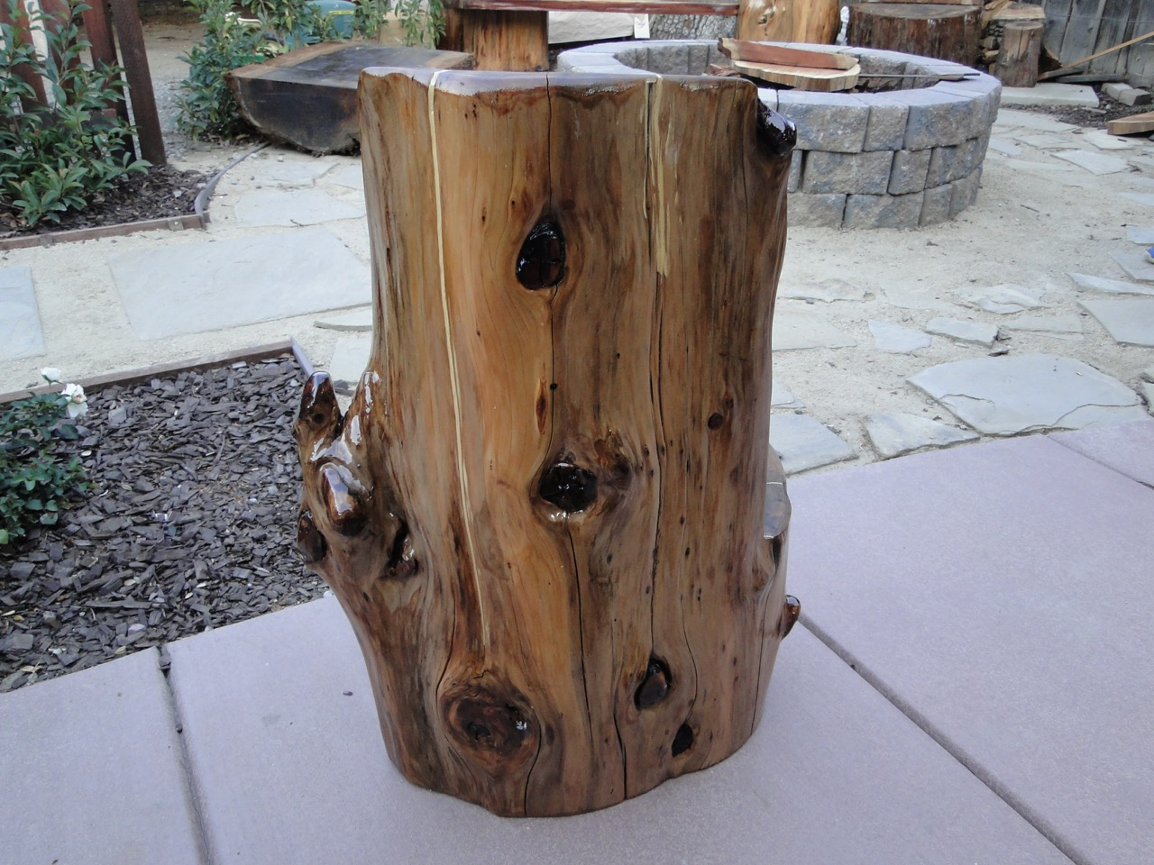 A1 Stump Reclaimed Furniture - 091