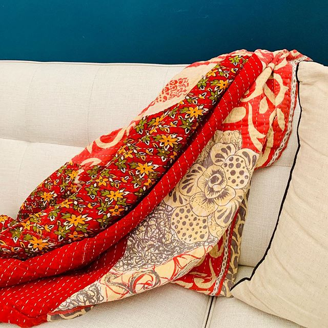 Dreamy reds, swirling paisleys and more!