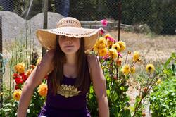 Rafia Sun Hat