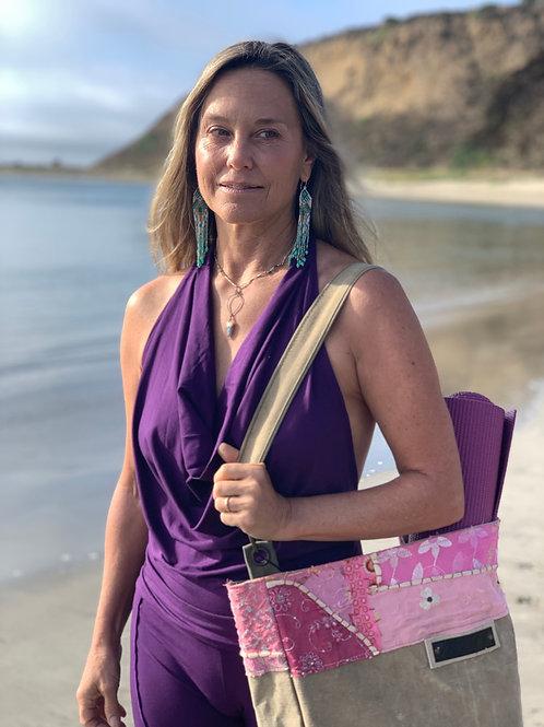 Sunari Purple Halter