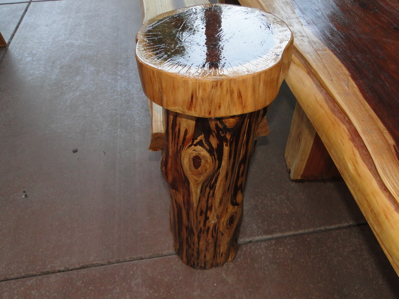 A1 Stump Reclaimed Furniture - 118