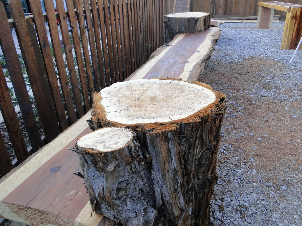 A1 Stump Reclaimed Furniture - 068