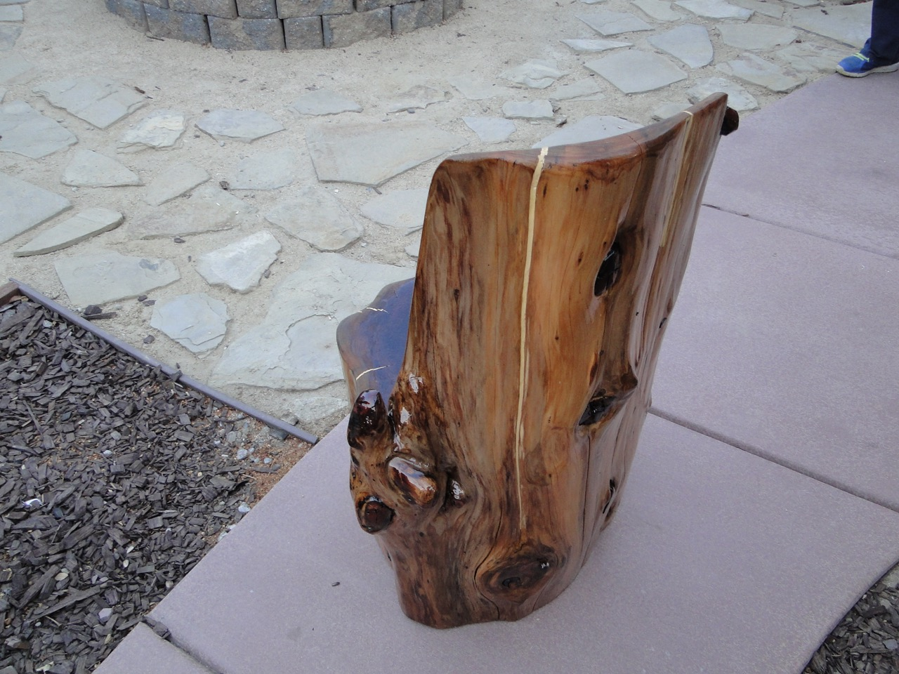 A1 Stump Reclaimed Furniture - 093