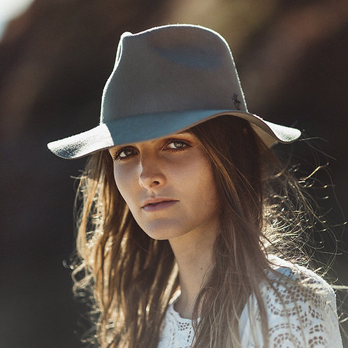 Sunari Boho Hats: Night Cap Range Wool hat