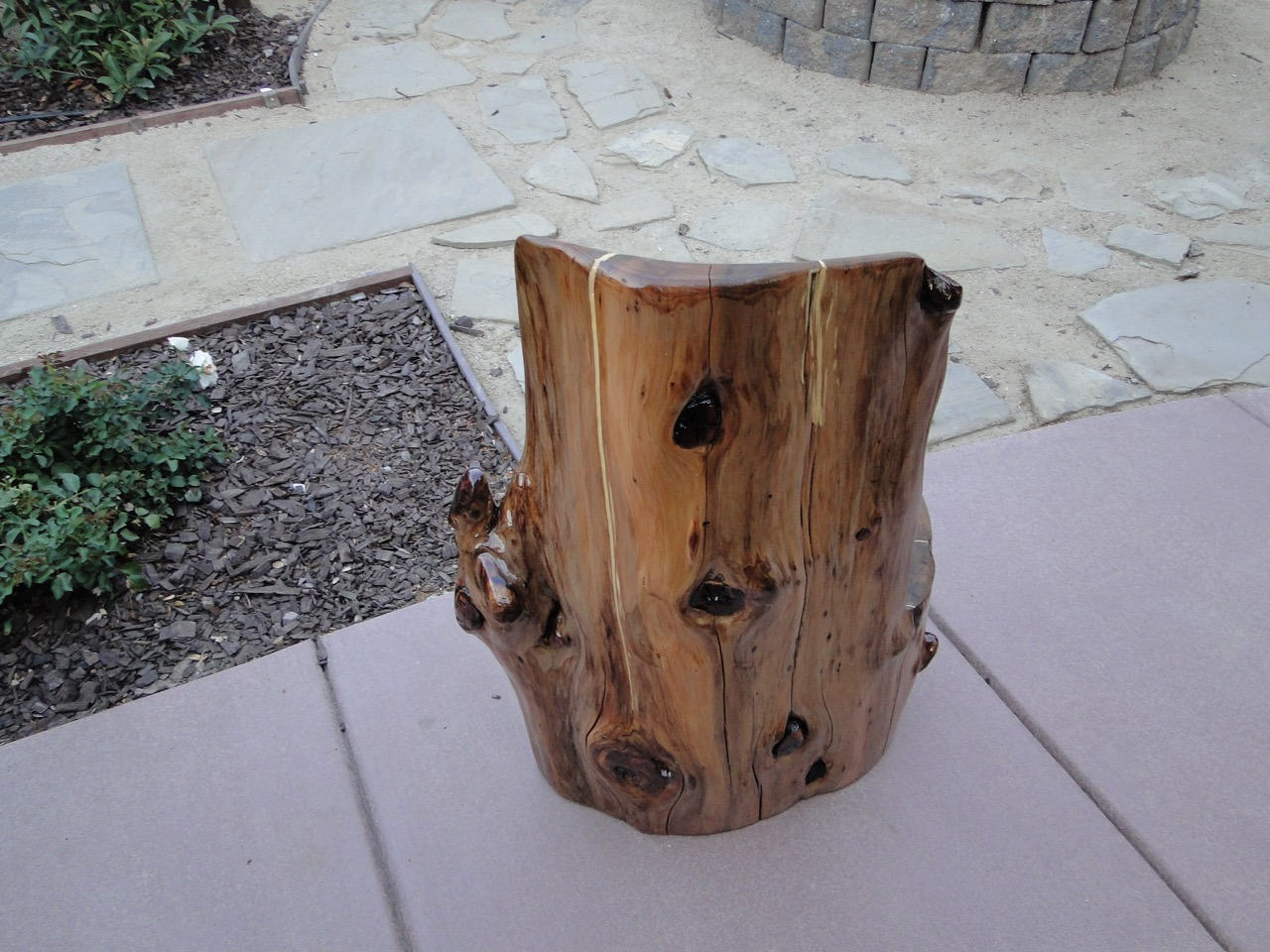 A1 Stump Reclaimed Furniture - 092