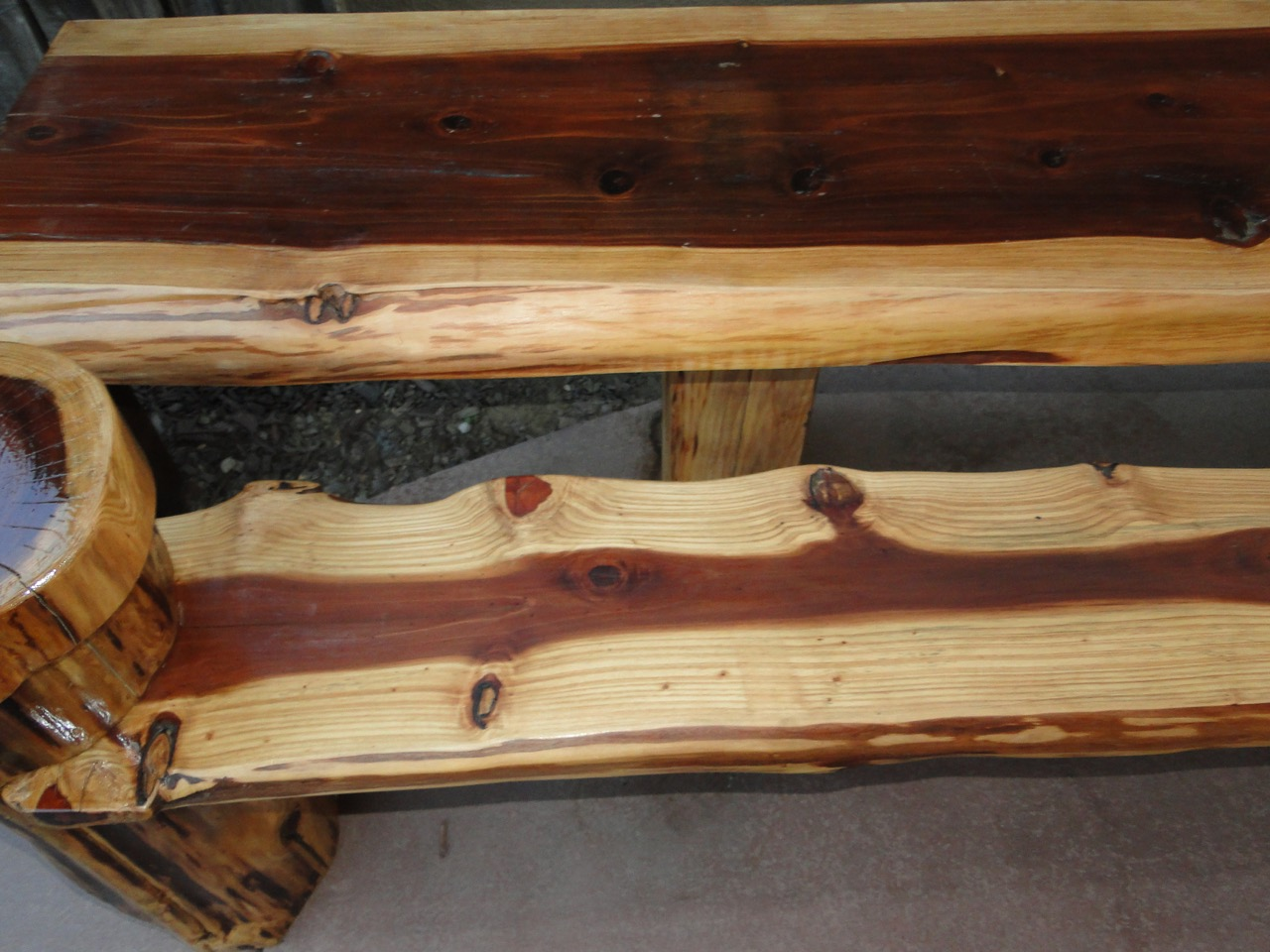 A1 Stump Reclaimed Furniture - 112