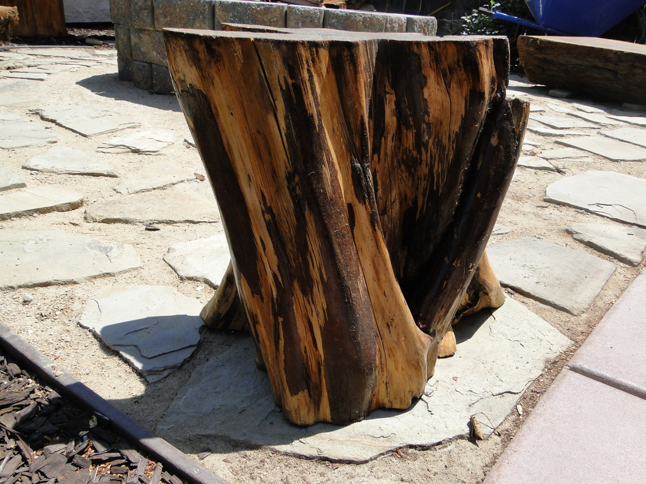 A1 Stump Reclaimed Furniture - 024