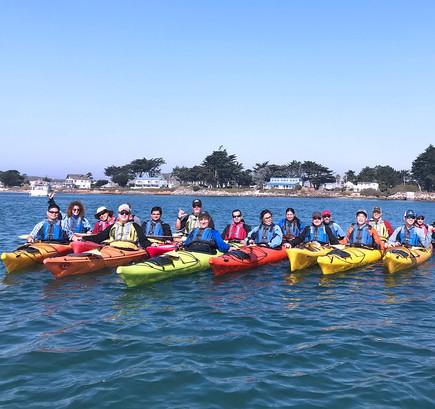 Kayaking Retreat
