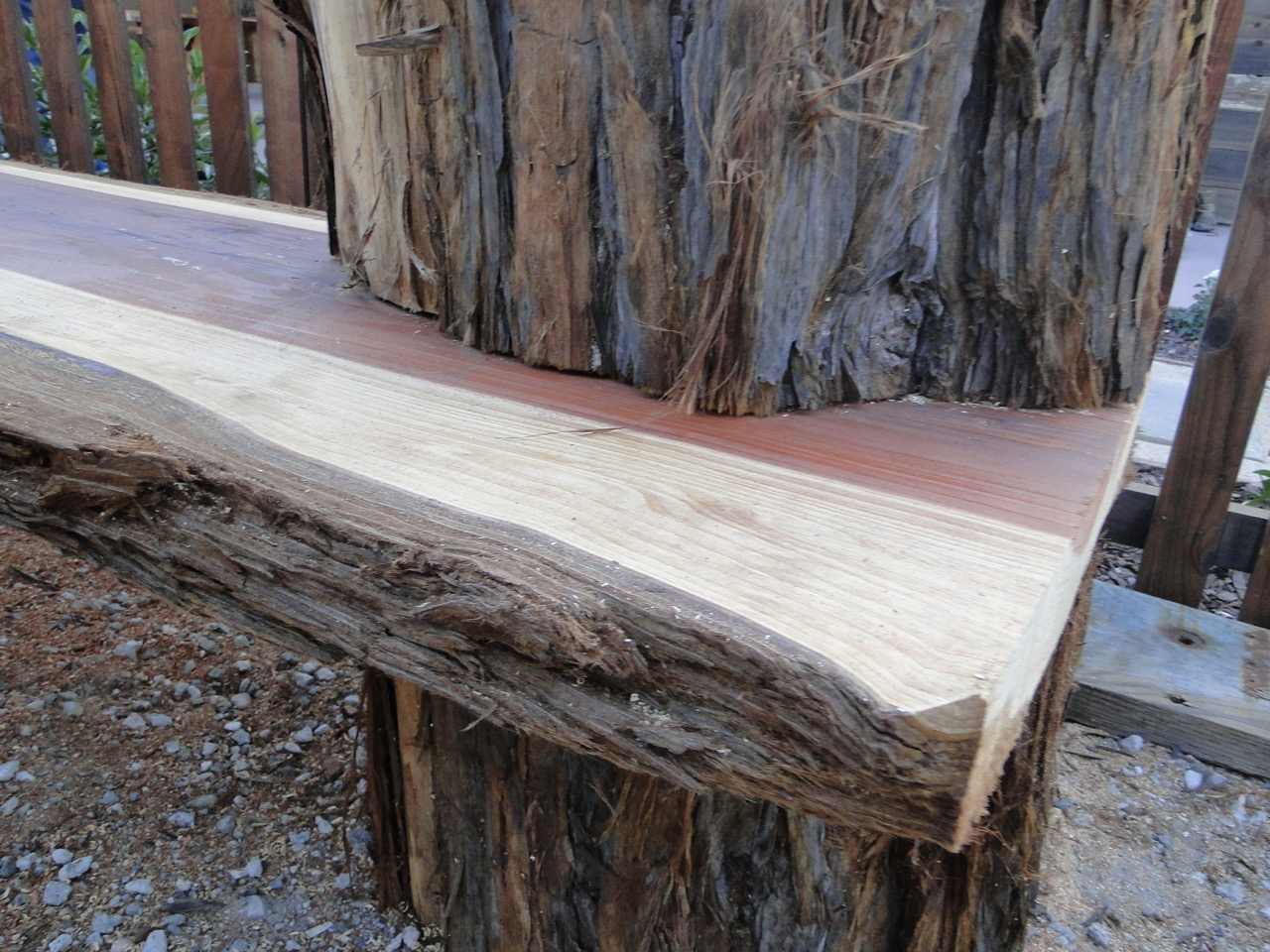 A1 Stump Reclaimed Furniture - 066