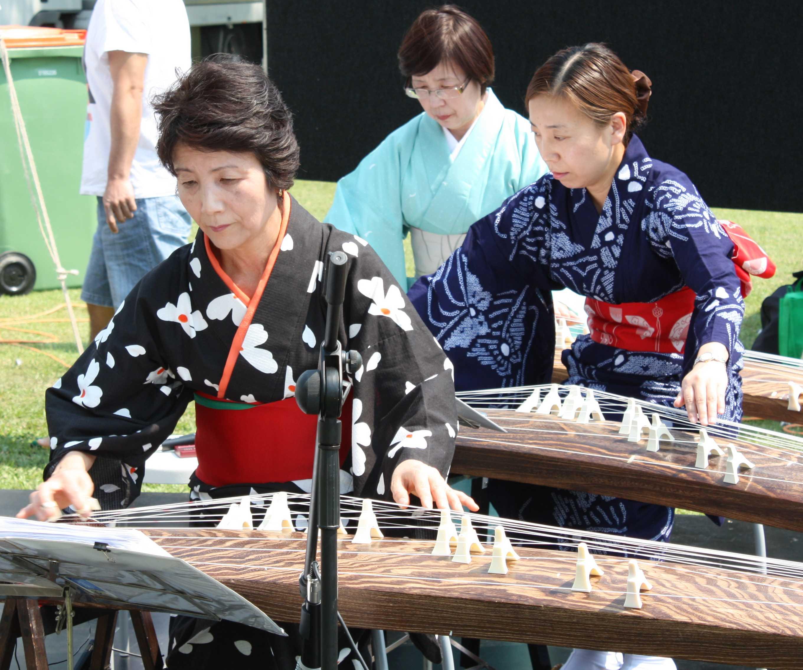 Japanese String Instruments