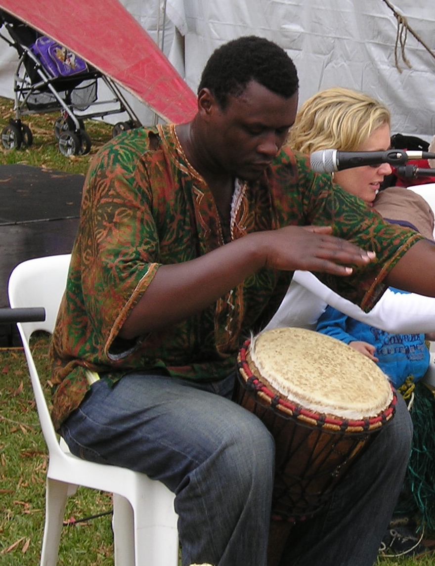 African Drummming - Solo/Workshops