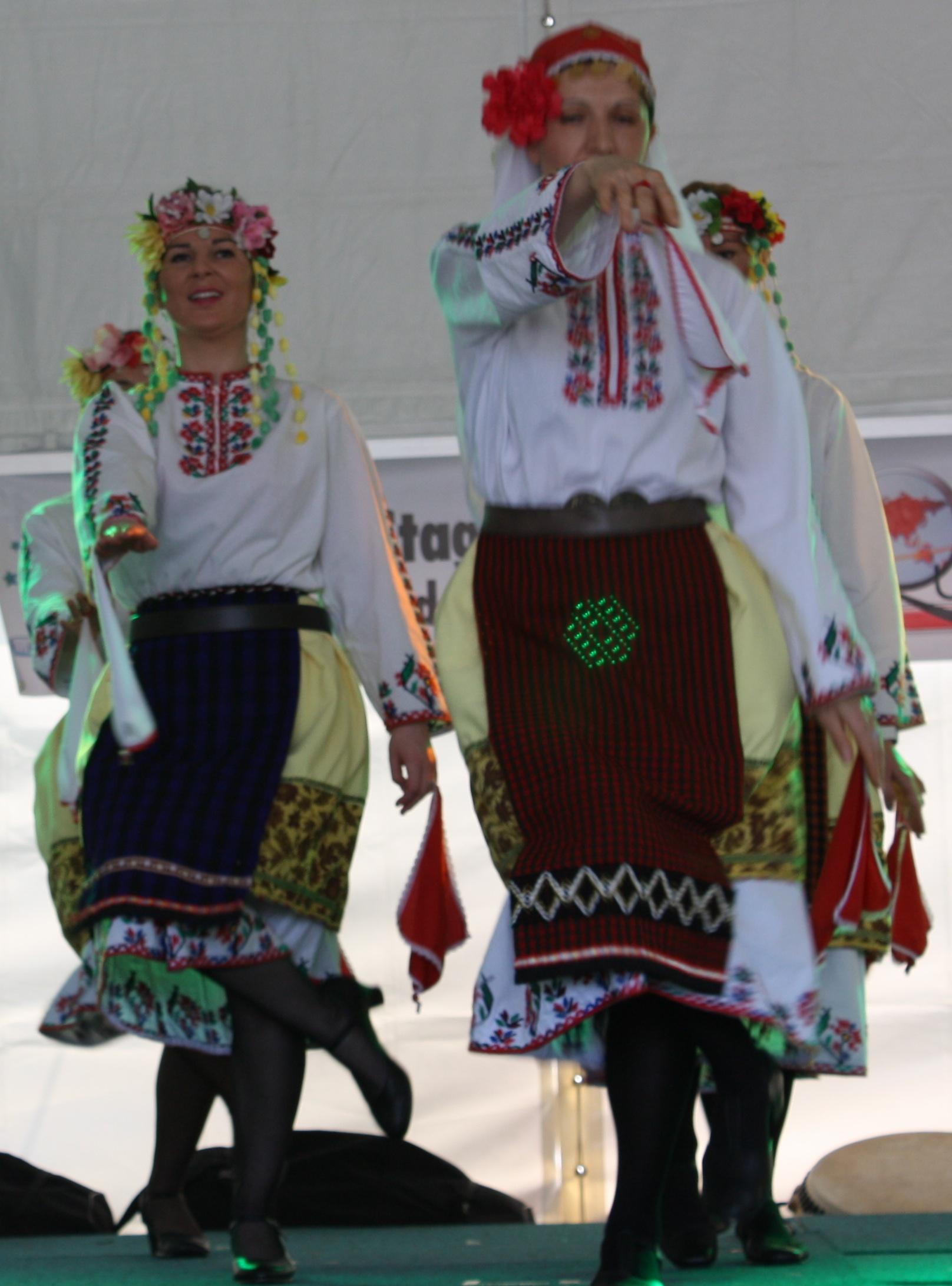 European Dancers