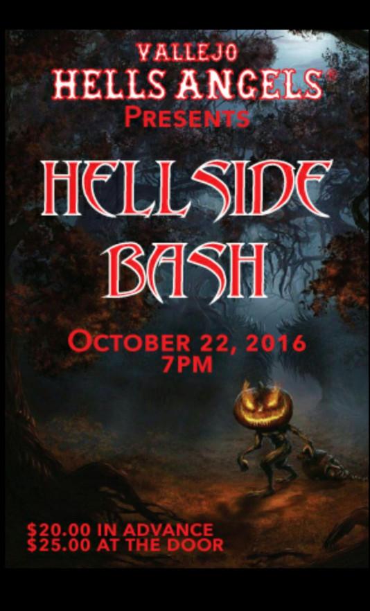 Hellside Bash - Oct. 22