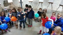 Hot air balloon science