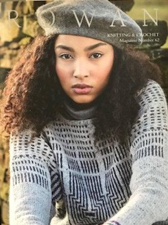 Журнал Rowan Magazine № 62