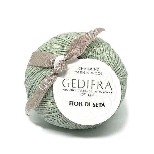 FIOR DI SETA Gedifra 1267 (светлый зеленый чай)