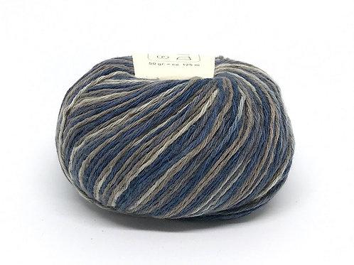 ALLINO multicolor BC Garn 810 (синий, серый)