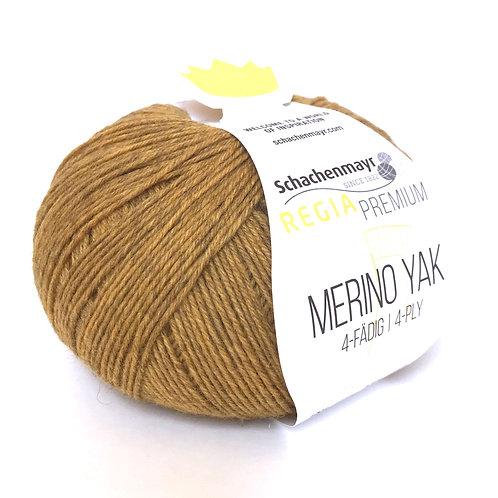 MERINO YAK Regia Premium 7504 (gold)